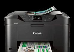 Impressoras Canon