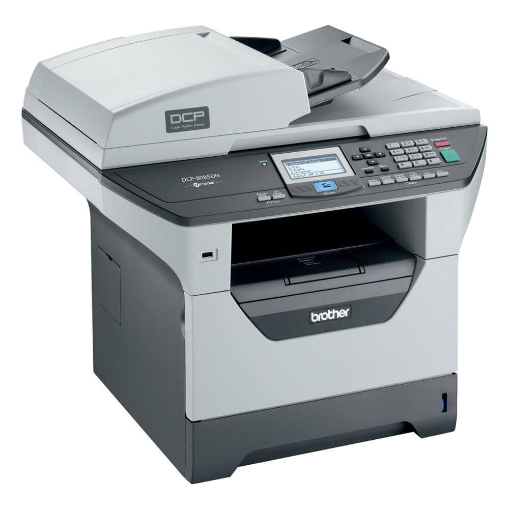 Impressora Multifuncional Brother 8085 DCP-8085DN ...