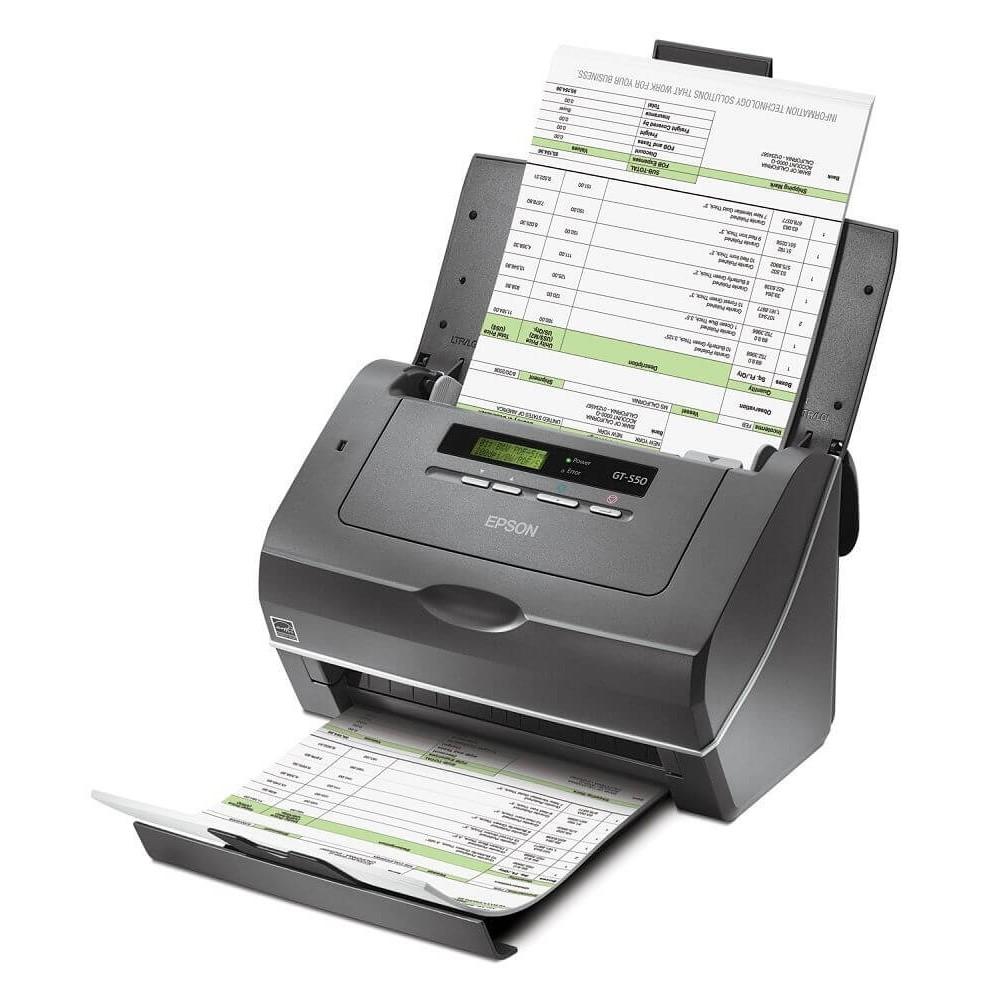 Scanner Mesa Epson Workforce Pro GT-S50 | ImpressorAjato