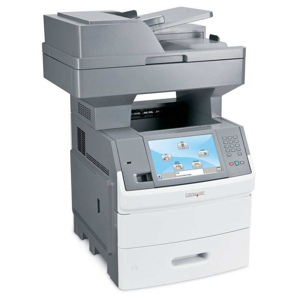 Impressora Multifuncional Lexmark X656de Impressorajato