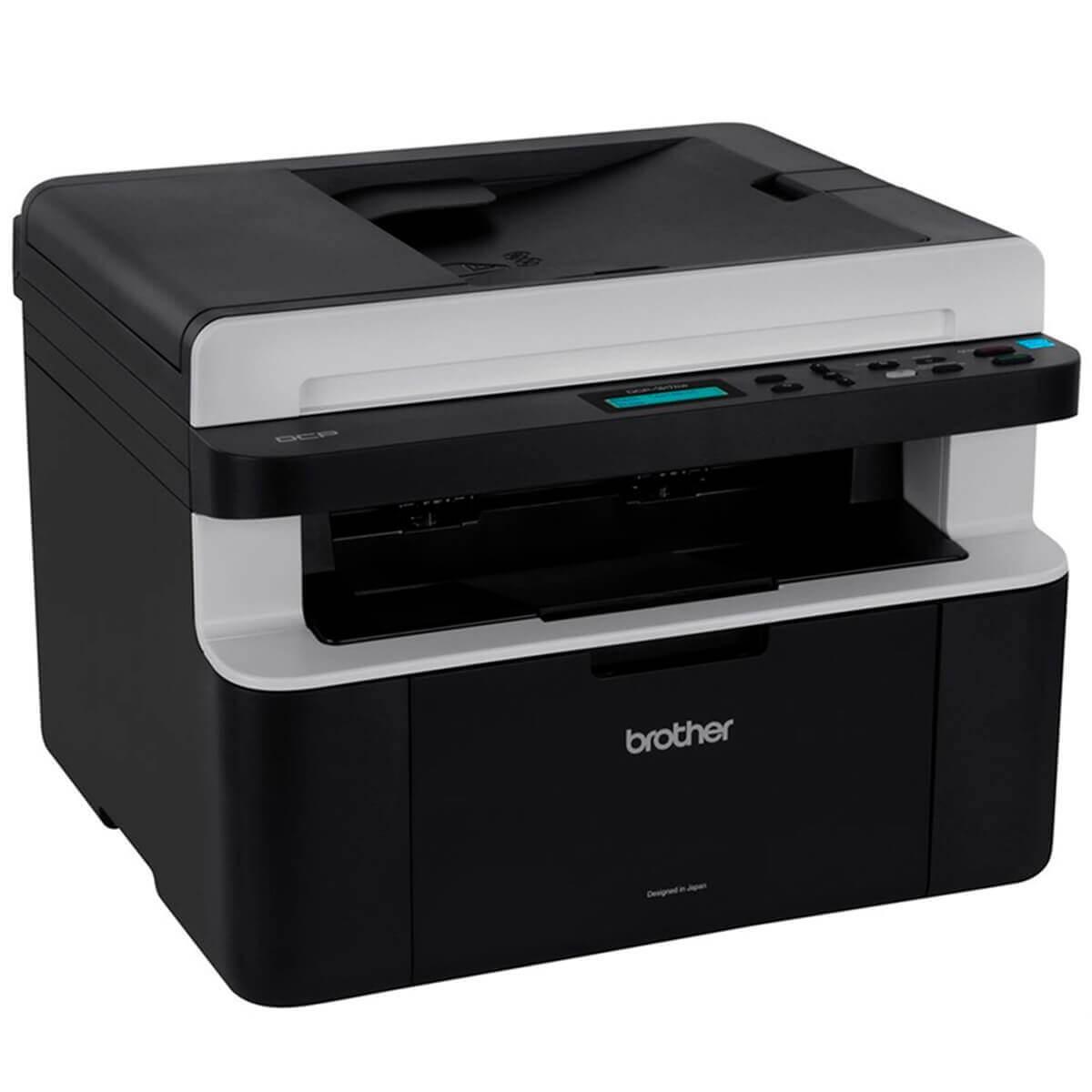 Impressora Multifuncional Brother Dcp 1617 Nw Laser