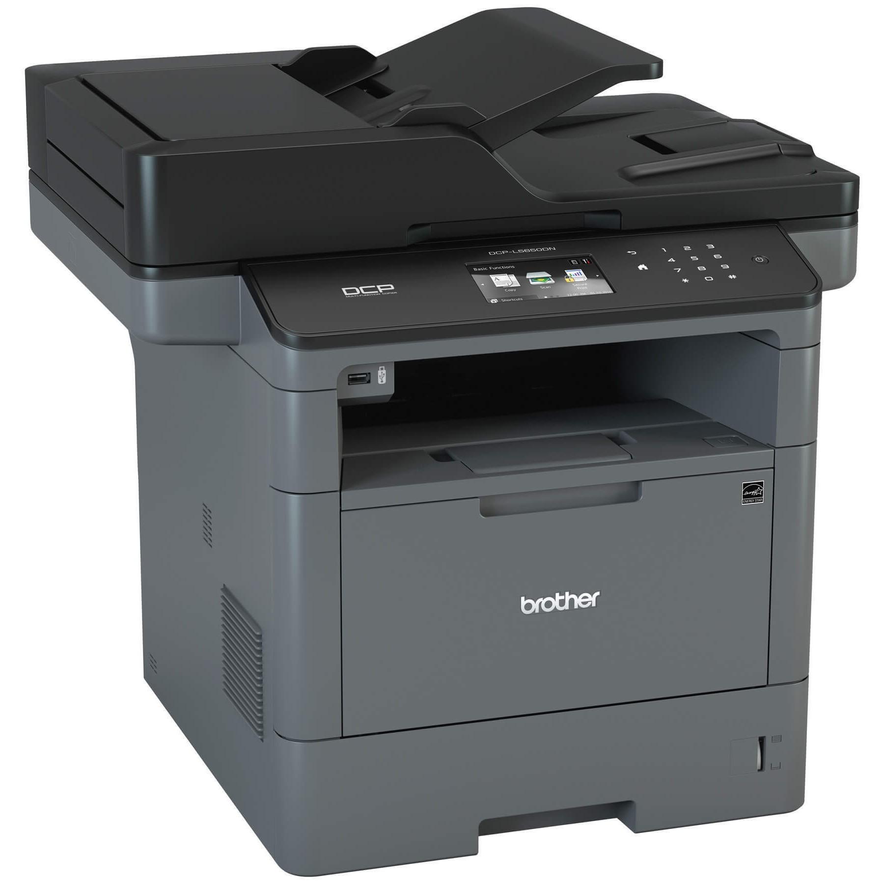 Impressora Multifuncional Brother 5652 Dcp L5652dn Laser