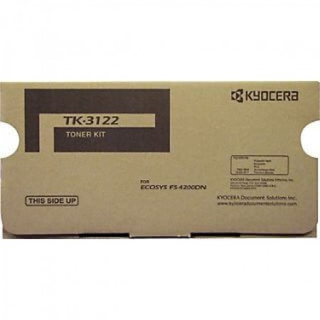 Toner Kyocera TK-3122 p/ FS-4200 e M3550