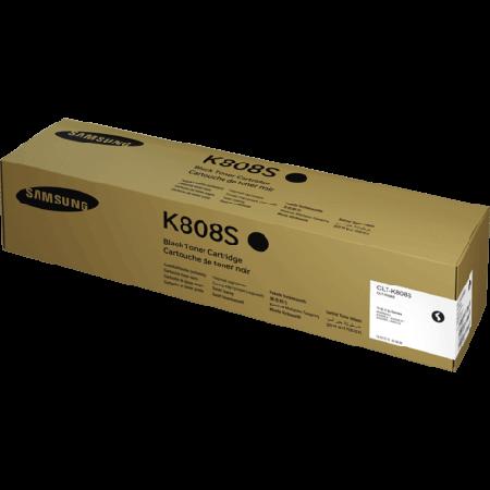 Toner Samsung CLT-K808S Preto