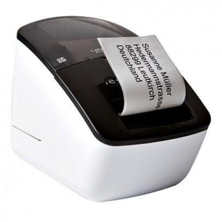Impressora Térmica Etiquetas QL-700 com etiqueta