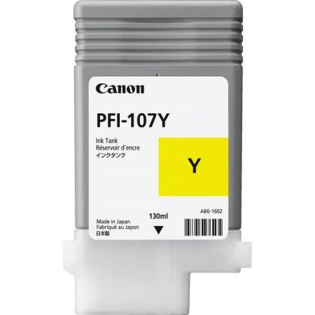 canon pfi107y