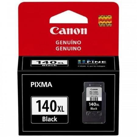 Cartucho Tinta Canon PG140XL Preto 11ml