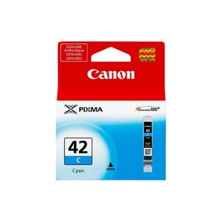 Cartucho Tinta Canon CLI 42 Ciano 13ml