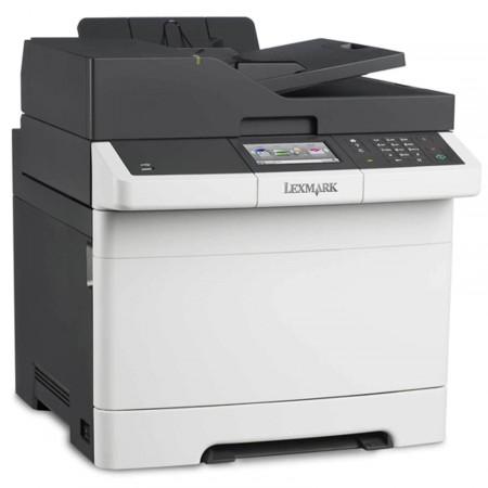 Impressora Multifuncional Lexmark CX410de Laser Color