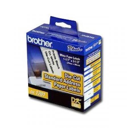 Etiqueta Brother 29mmx90mm DK-1201