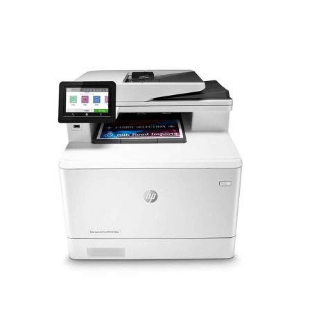 Impressora Multifuncional HP M479FDW Laser Color 1