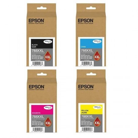 Kit de Cartuchos Epson 788 XXL