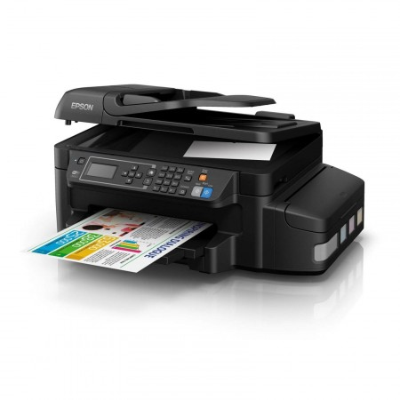 Impressora Epson L656 EcoTank Multifuncional WiFi