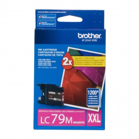 Brother LC-79M cartucho