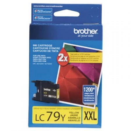 Brother LC-79Y cartucho