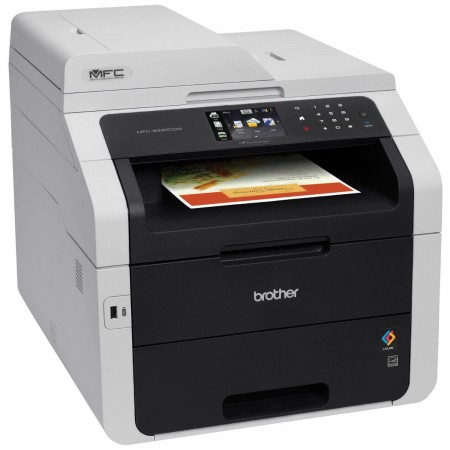 Impressora Brother 9330 MFC-9330CDW Multifuncional Wi-Fi