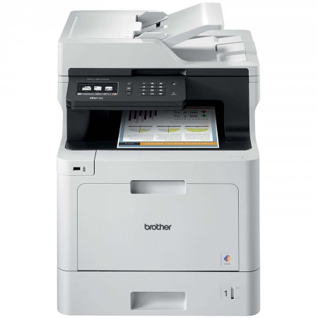 Impressora Multifuncional Brother 8610 MFC-L8610cdw Laser Color
