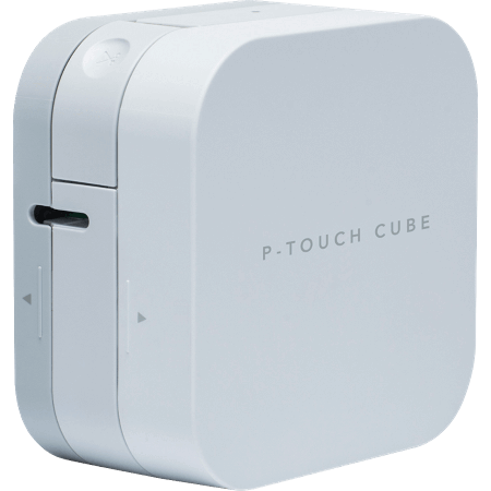 Rotulador Brother P-Touch Cube PT-P300BT