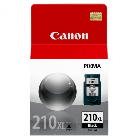 Cartucho de Tinta Canon PG 210 XL