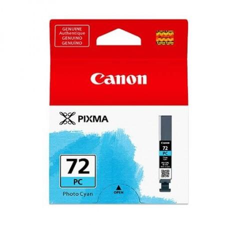 Cartucho de Tinta Canon PGI 72 Photo Ciano 14ml