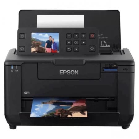 Impressora Fotográfica Epson PM-525 PictureMate Portátil