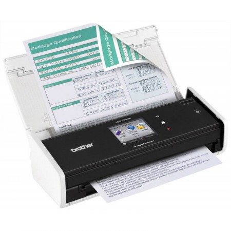 Scanner Brother ADS 1500W
