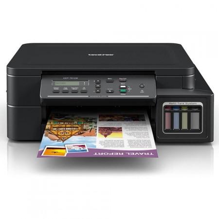 Impressora Brother 510 DCP-T510W Tanque de Tinta Multifuncional