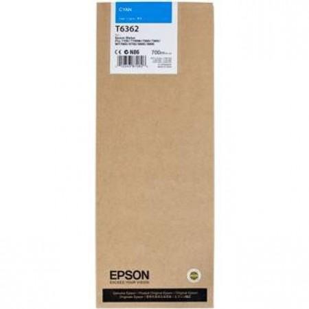 Cartucho Epson T6362 Cyan p/ Stylus Pro 7900