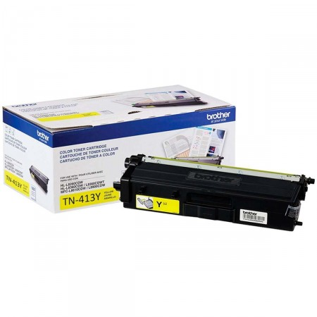 Toner Brother TN-413Y Amarelo