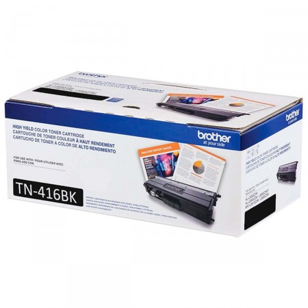 Toner Brother TN-416BK Preto