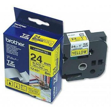 Fita Brother 24mm TZ-651