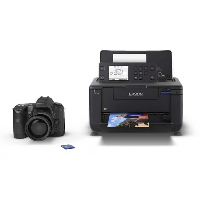 Impressora Fotográfica Epson PM 525 PictureMate