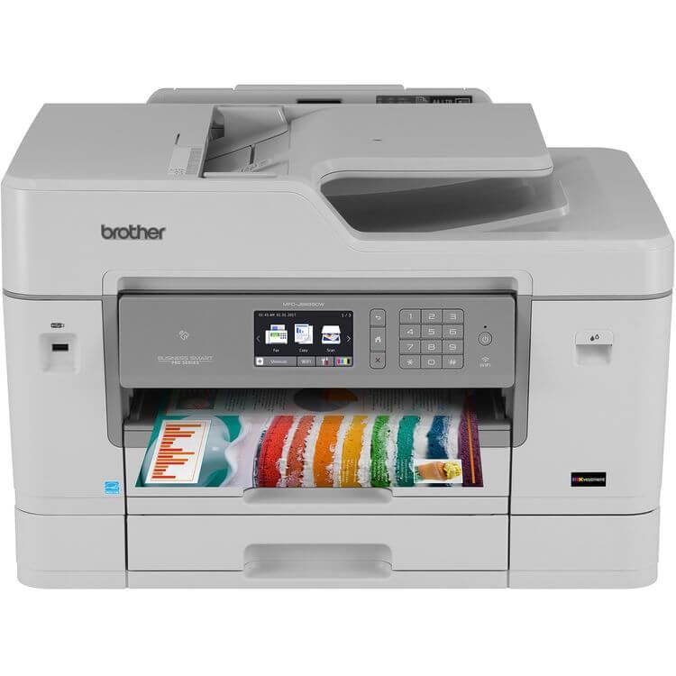 Impressora Brother 6935 Mfc J6935dw Multifuncional A3