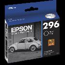 Cartucho de Tinta Epson 296 T296120 Preto