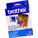 Cartucho Tinta Brother LC-51C Ciano