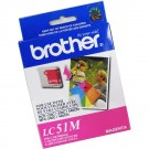 Cartucho Tinta Brother LC-51M Magenta