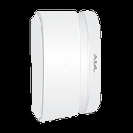 Sensor porta inteligente sem fio para AW-Plus AGL