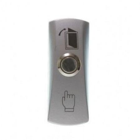 Botão de saída Inox com Caixa Automatiza AC6904