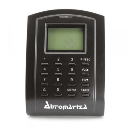 Controlador de Acesso com Teclado Numérico Automatiza Duo SS210