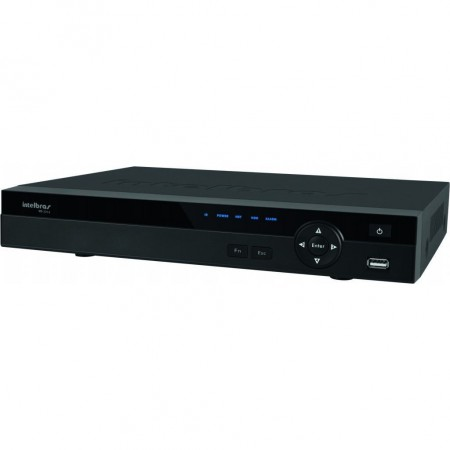 Gravador Digital Híbrido Intelbras VD 3116 16 Canais
