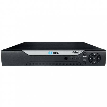 Gravador Digital Tríbrido HDL DVR HDG-100-C16 16 Canais 600x600