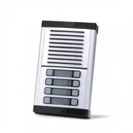 Unidade Externa de Video Porteiro Coletivo Camera HDL VPC 8 Botoes