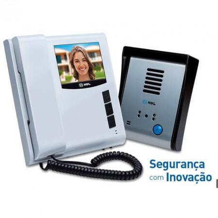 Vídeo Porteiro HDL com tela Touch screen SENSE Light S