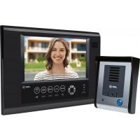 Vídeo Porteiro HDL com tela Touch screen SENSE Seven S -Preto