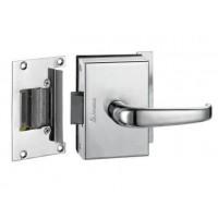 Fechadura elétrica para porta de vidro AMELCO Abre p/ fora - FV33ECRA