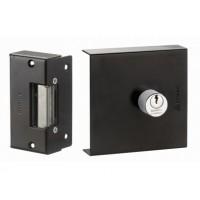 Fechadura Elétrica Amelco FN 65 para portões abertura interna