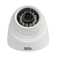 Câmera Open HD GS0026 1080p Dome IR 20m Sony Exmor Giga Security
