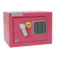 Cofre Yale Mini Pink