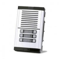 Unidade Externa de Video Porteiro Coletivo Camera HDL VPC 6 Botoes