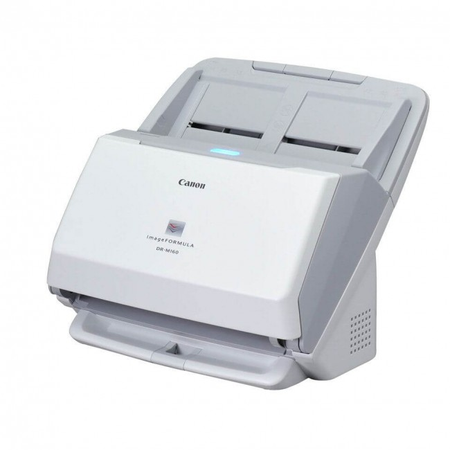 Canon DR-M160 Lateral